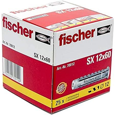 Fischer/ /Cheville nylon s-6/C//100/Fischer