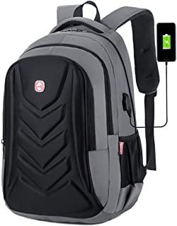 New Shell-Shell Backpack Men's Business Backpack Computer Bag Travel Backpack