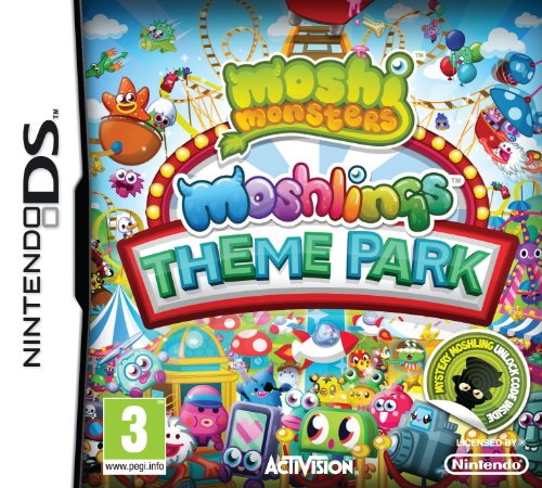 Moshi Monsters 2: Moshlings Theme Park [UK Import]