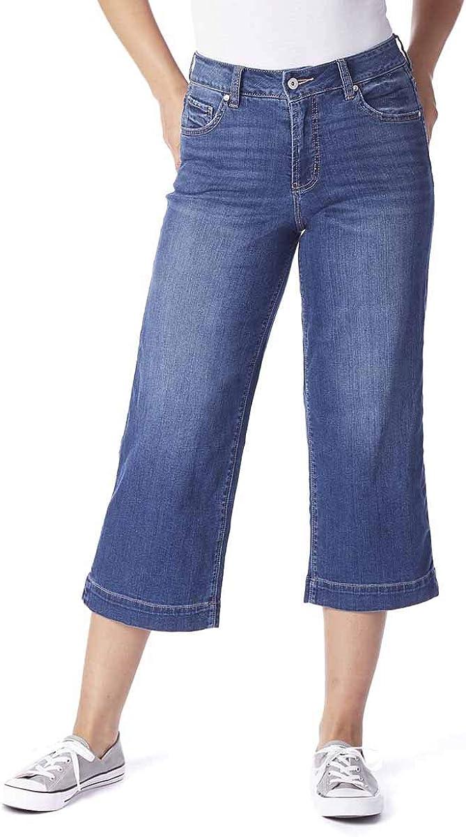 Jag Jeans Women's specialty shop Lydia High Rise Leg Crop Wide Award-winning store