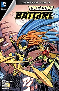 Ame-Comi II: Batgirl #1 (Ame-Comi Girls)