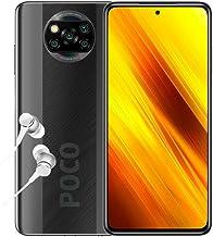 """Poco X3 NFC - Smartphone 6+64GB, 6,67"""" FHD+ cámara Frontal con Punch-Hole, Snapdragon 732G, 64MP AI Quad-cámara, 5160mAh, Color Gris Sombra (versión española + 2 años de garantía)"""