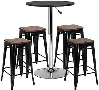 Best bar stools metal swivel Reviews