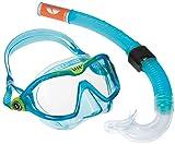 Aqua Lung Unisex Kinder Sport Schnorchel-Set mit Tauchmaske und Schnorchelrohr,
