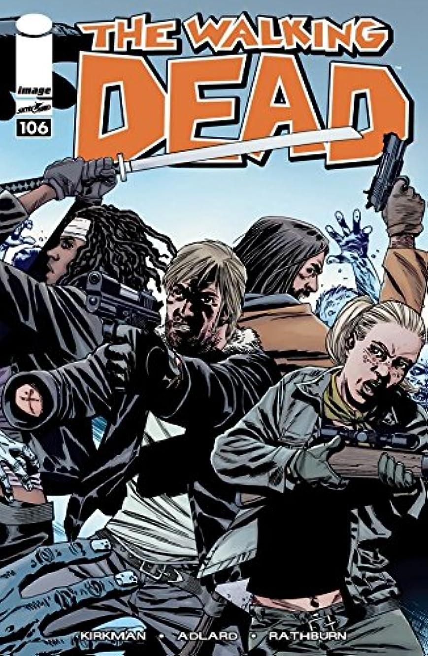 必要性妻特徴づけるThe Walking Dead #106 (English Edition)