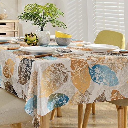 Lying Nappe Accueil Rédanger Torréfaction Salon Table basse Linge de lit Tissu Rectangle Literature et Art - Décoration de table (taille : 110 * 170CM)
