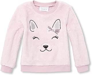 Toddler Girls' Graphic Fleece