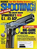 9. Shooting Times September 2004 Magazine GUN REVIEW: THE SHERIFF SHOOTS SPRINGFIELD'S NEW G.I. .45 ACP
