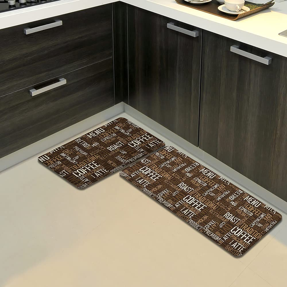 LilyCat Anti-Fatigue Cushioned Kitchen Floor Max 70% OFF Extra Long Mat Wat Max 51% OFF