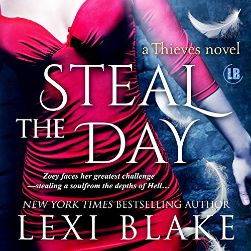 Steal the Day audiobook cover art