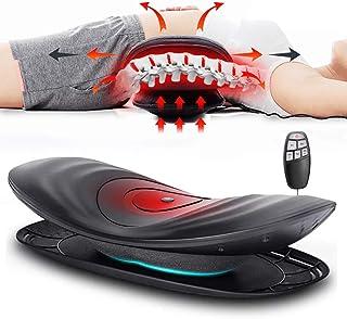 2021最新版 マッサージ器 腰 背中 マッサージ器 温感 腰 電動式 マッサージ 赤外線療法 腰痛解消 姿勢矯正 家庭用 旅行用「一年保証」