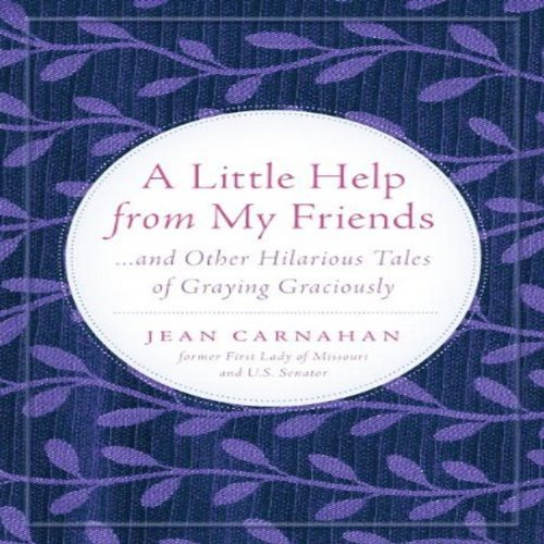 A Little Help from My Friends audiobook cover art