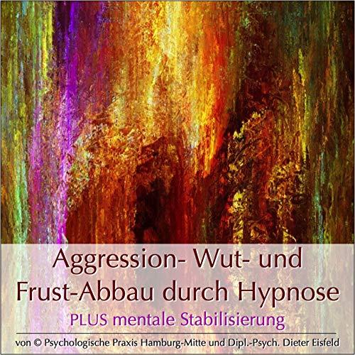 Aggression Wut Und Frust-Abbau Durch Hypnose Plus Mentale Stabilisierung