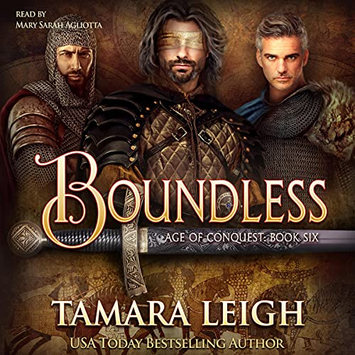 Boundless cover art