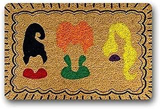 LSS Trading Hocus Pocus Welcome Mat,Sanderson Sisters,Halloween Welcome Mat,Fall Doormat,Funnydoormat,Personalized Doormat 18
