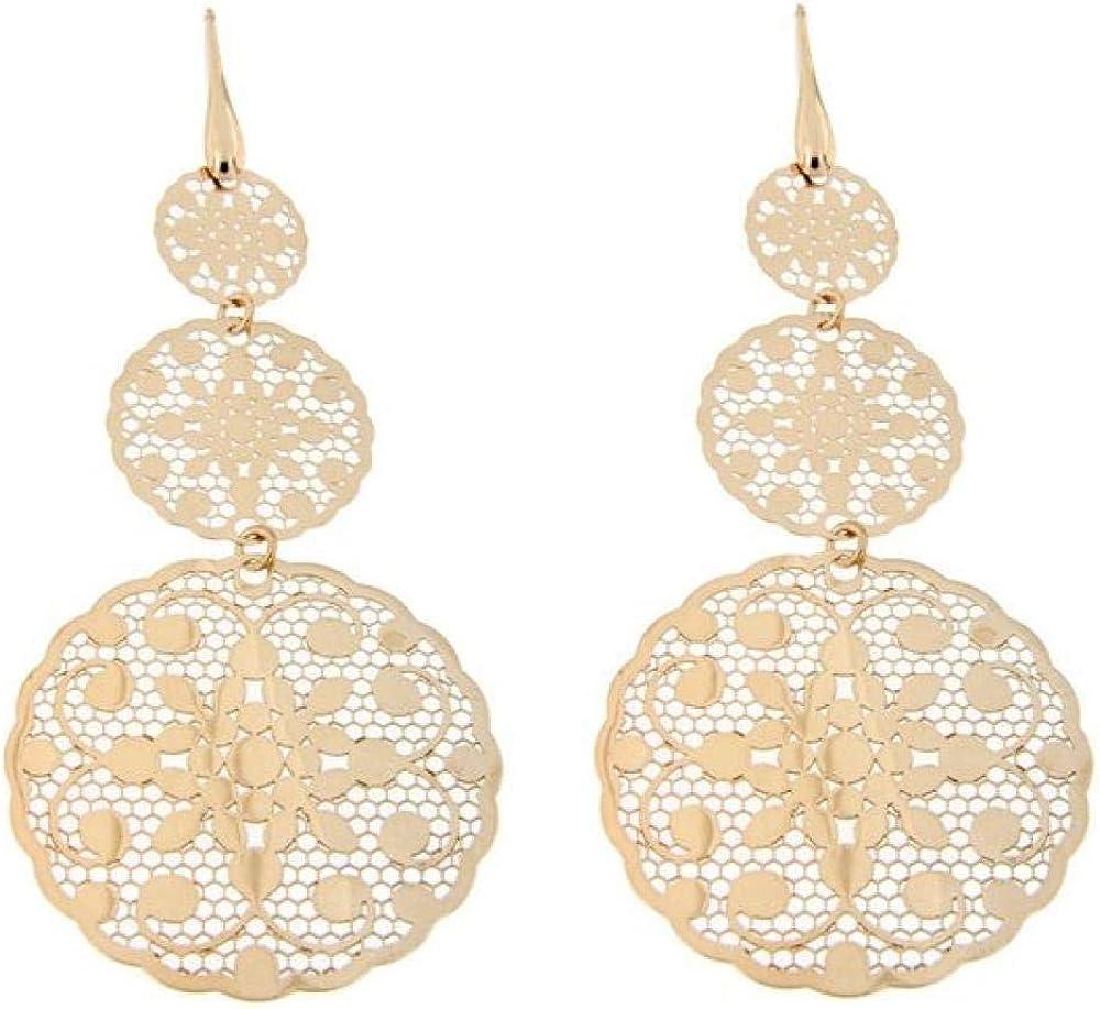 Stroili oro orecchini per donna in argento rosato 1258603