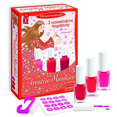 Sentosphere 14020 14020 mini-set creatieve manicure koraal