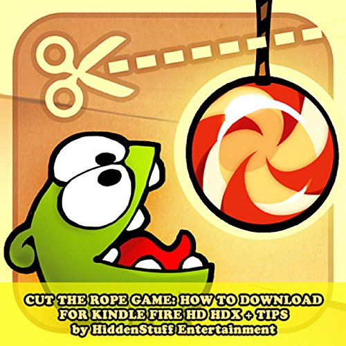 Cut the Rope Game audiobook cover art