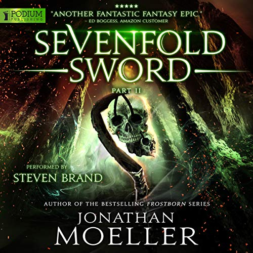 Sevenfold Sword, Part II cover art