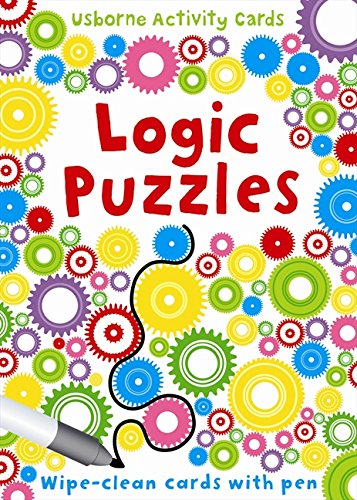 Logic Puzzles Activity and Puzzle Cards