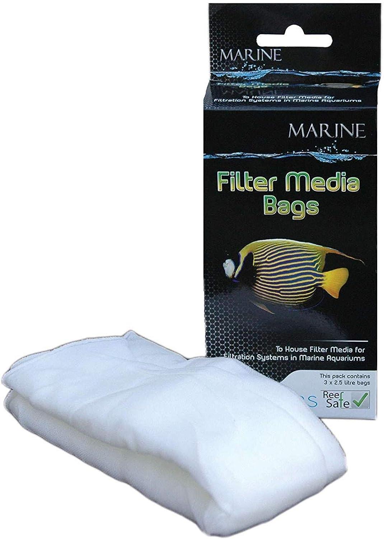 3 x Marine Filter Media Bag