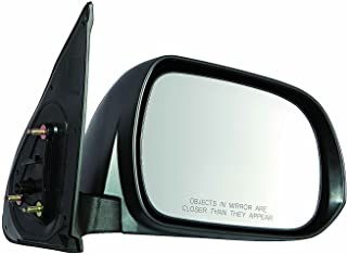 DEPO 312-5443R3MF Toyota Tacoma Passenger Side Manual Non-Heated Mirror (12-14 Without Signal +Cover Textured)