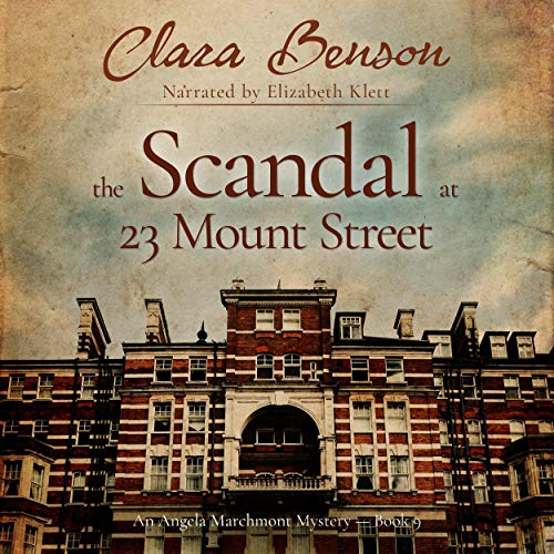 The Scandal at 23 Mount Street cover art