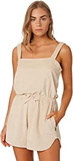 Thrills Women's Slouch Playsuit Natural
