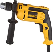 Dewalt Percussion Drill with Carton Box, DWD024-B5 - Multi Color