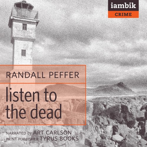 Listen to the Dead audiobook cover art