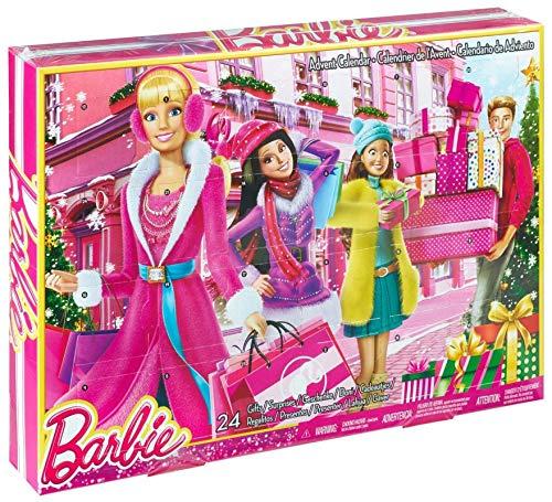 Barbie Mattel Clr43 Calendario Avvento