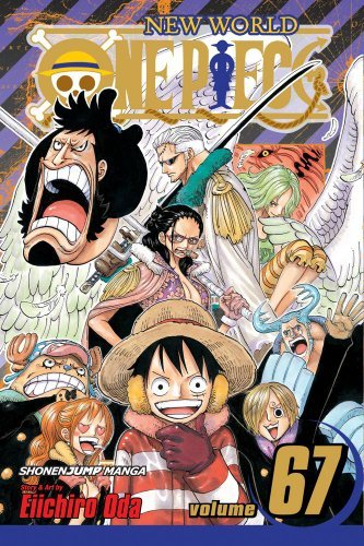 One Piece, Vol. 67: Cool Fight (One Piece Graphic Novel) (English Edition)