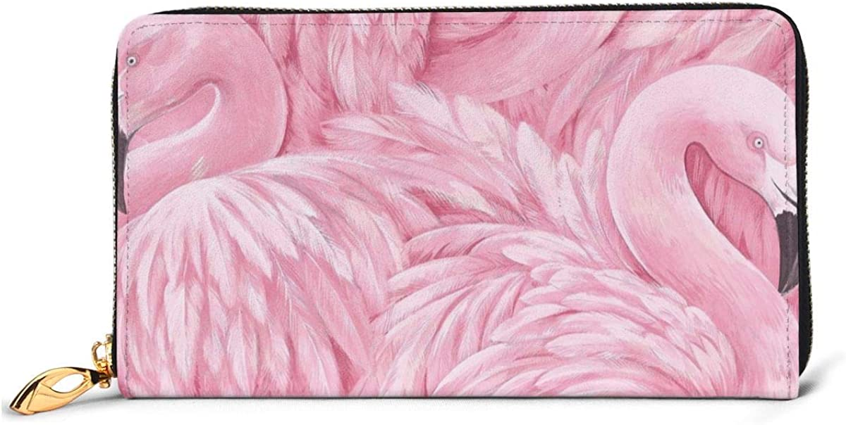 Flamingo Max 40% OFF Wallpaper Womens Wallet Credit Genuine Outstanding Wallets Leather