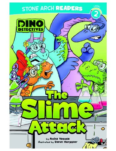 The Slime Attack (Dino Detectives)