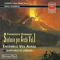 Sinfonie Per Archi Vol. 1