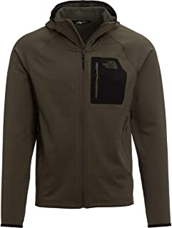 The North Face Men's Borod Hoodie, New Taupe Green/TNF Black, Size S