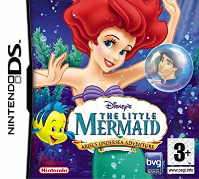 Disney's Little Mermaid: Ariel's Undersea Adventure (Nintendo DS)