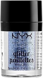 NYX PROFESSIONAL MAKEUP Metallic Glitter, Darkside, 0.08 Ounce