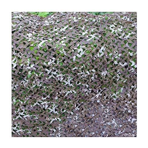 YANZHEN Filet D'ombrage Abat-jour Imperméable À La Pluie De Protection Solaire Épaississent Le Tissu D'Oxford De Camouflage De Camouflage De Désert Désert, Taille 11