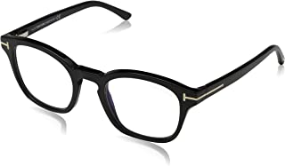 Eyeglasses Tom Ford FT 5532 -B 01V shiny black / blue