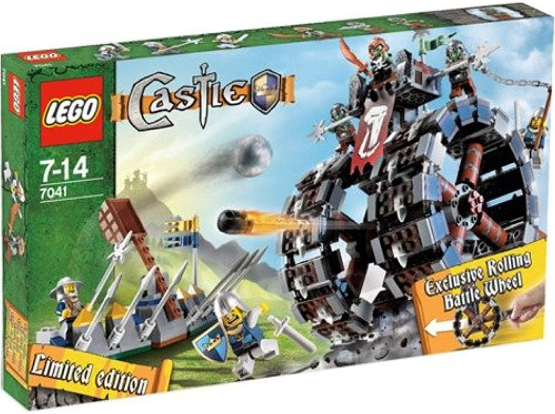 Lego Castle Exclusive Limited Edition Set  7041 Troll Battle Wheel (japan import)