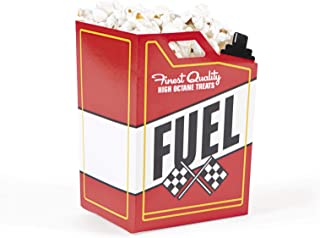 RACE CAR FUEL CAN POPCORN BOX - Party Supplies - 24 Pieces