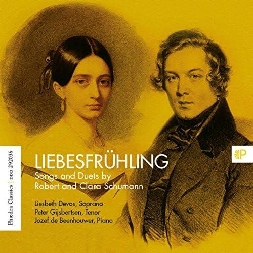 Liesbeth Devos, Peter Gijsbertsen & Jozef De Beenhouwer
