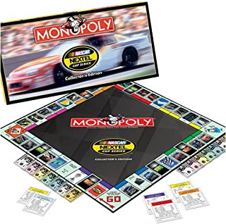 USAopoly NASCAR NEXTEL Cup Series Collector's Edition