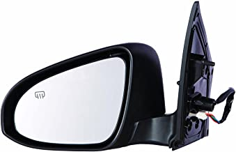 DEPO 312-5441L3EBH Toyota Corolla Driver Side Heated Power Mirror with Turn Signal Lamp