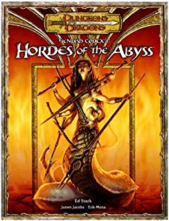 Fiendish Codex I: Hordes of the Abyss (Dungeons & Dragons d20 3.5 Fantasy Roleplaying Supplement) (pt. 1)