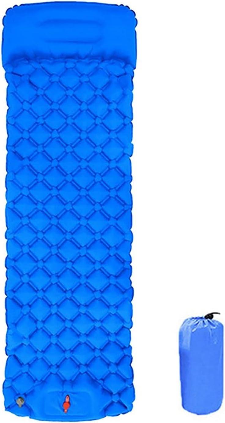 Camping Overseas parallel San Antonio Mall import regular item Sleeping pad Lightweight Most Outdoor Suitable Infla f