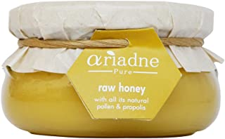 Ariadne Pure Raw Honey with all its natural pollen & propolis