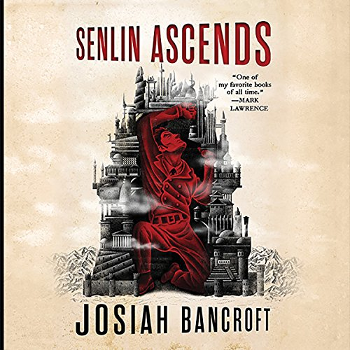 Senlin Ascends audiobook cover art
