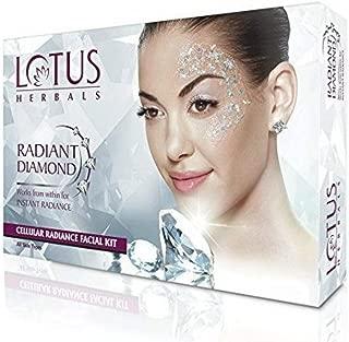 lotus diamond facial kit